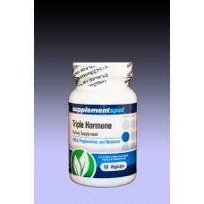 TRIPLE HORMONE 60caps - младежко здраве и жизненост