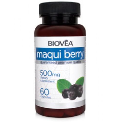 MAQUI BERRY 500mg - мощен антиоксидант, отслабване, комплексен ефект*