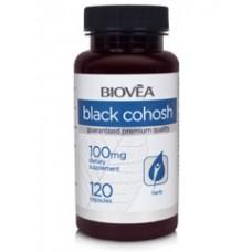 BLACK COHOSH 100mg - намалява симптомите при менопауза