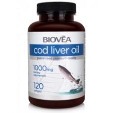 COD LIVER OIL 1000mg - при сърдечно-съдови заболявания