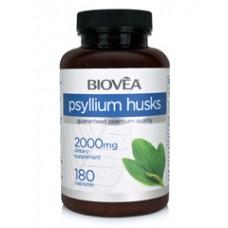 PSYLLIUM HUSKS 2000mg - подобрява храносмилането, спомага за отслабване