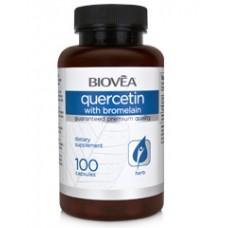 QUERCETIN WITH BROMELAIN - за имуната система