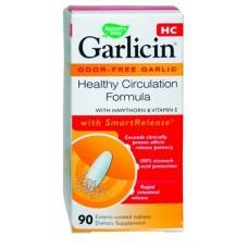 Гарлицин HC - за храненето на сърдечния мускул, кръвта 400mg