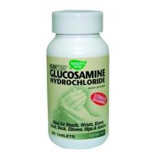 Глюкозамин Хидрохлорид - за хора с високо кръвно 375mg  по 80к