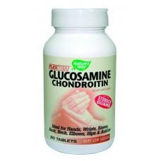 Глюкозамин Хондроитин - успокояващ ефект  820mg по 160к