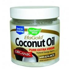 Кокосово масло - хранителна добавка, за кожата, за готвене 454 g