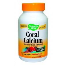 Корал калций - за остеопороза - 805 mg по 90 капс