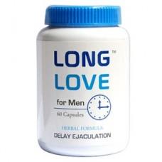Задържащи таблетки за мъже Long Love herbal tablets