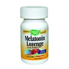 Мелатонин - за регулиране на съня 2,5 mg по 100 капс