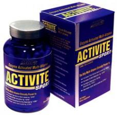 Мултивитаминен и минерален комплекс Mhp activite 120 tabs