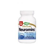 Неуроминс ДХК - подкрепя мозъчната, мисловната дейност 100mg