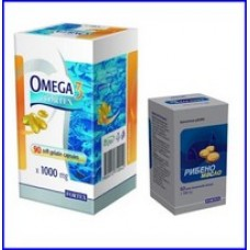 Хранителна добавка Рибено масло 60 капсули