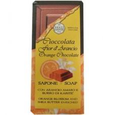 Nesti Dante Натурален сапун CHOCOLATE Шоколад и Портокал