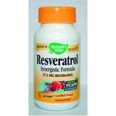 Ресвератрол - смес от пълна гама антиоксиданти 325 mg по 60 капс