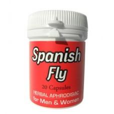 Възбуждащи таблетки Испанска Муха 20 броя