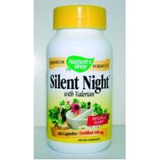 Спокойна нощ Silent Night - успокояващ ефект 1,760 mg