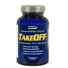 Формула за максимум термогенно изгаряне MHP - TakeOFF 120 табл