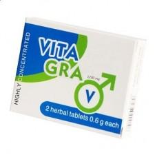 ''VITA GRA'' (ВИТА ГРА) Таблетки за мъже 2 бр.