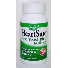 Здраво сърце - подобрява сърдечната дейност 600 mg по 60 капс